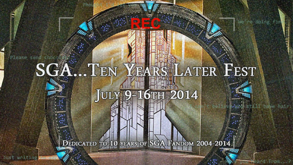 SGA...10 Years Later Fest Banner